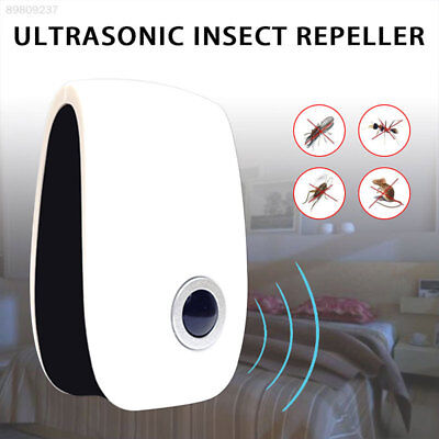 AF4F New Non-toxic Electronic Ultrasonic Control Pest Mosquito Mouse Rodent