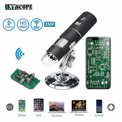 1080P 1000X Wi-Fi Digital Microscopes for Android Iphone Mobile Phone Kids VPOX