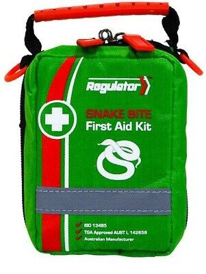 SNAKE BITE FIRST AID KIT - High quality compact soft pack