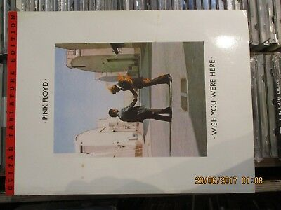 Pink Floyd Wish You Were Here Guitar Tablature Edition Book 9780825612879