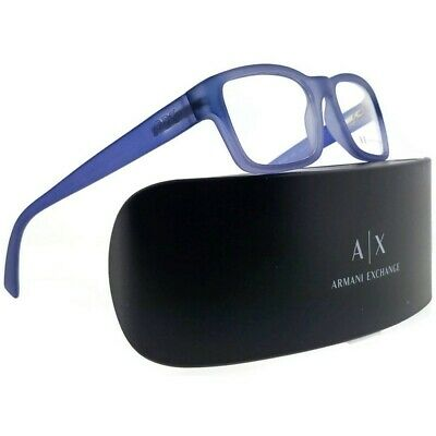 c8dbad2a012 ARMANI EXCHANGE AX3023-8165-53 Eyeglasses Lens 53mm Bridge 15mm Temple  135mm AU