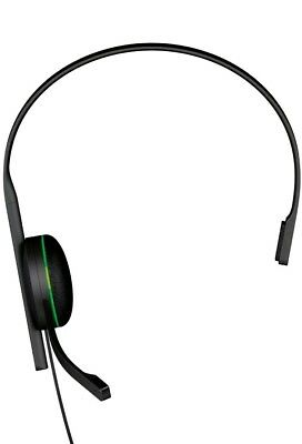 Microsoft Xbox One Chat Headset - Black NOT WORKING