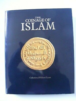 RARE Catalog Islamic coins Ltd Ed 1983 1,200 COLOR photos Persian Ottoman Mughal