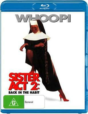 Sister Act 2: Back in the Habit  - BLU-RAY - NEW Region B