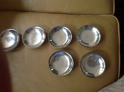 Georg Jensen 639 Dishes set of 6