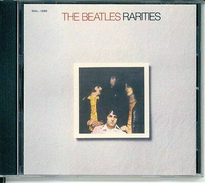The Beatles U.S. Rarities CD