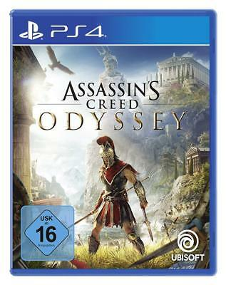 Assassin's Creed Odyssey (Sony PlayStation 4 Spiel, 2018, USK 16) NEU