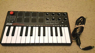 Akai Professional RED MPK MINI MKII - Preowned Unit Only