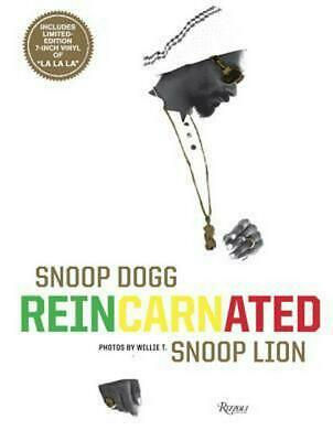 Snoop Dogg: Reincarnated by Snoop Dogg (English) Hardcover Book Free Shipping!