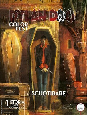 Fumetto - Bonelli - Dylan Dog Color Fest 21 - Nuovo !!!