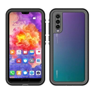 a861cc6fcded Huawei P20 Pro Coque Etanche, IP68 Certifiée Outdoor 360°Protection  Waterprpoof