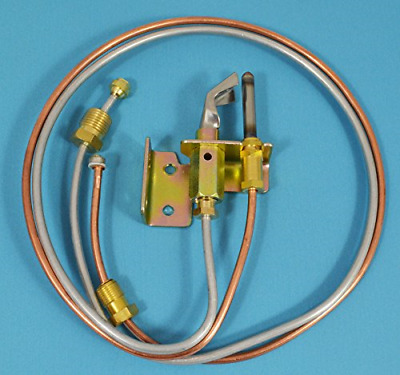 Universal Pilot Assembly 24-Inch Natural Gas Furnaces Boilers Water Heaters