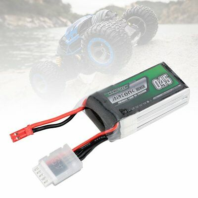 Airtonk Power 11.1V 1100mAh 30C 3s 1P Lipo Battery JST Plug for RC Drone C W#