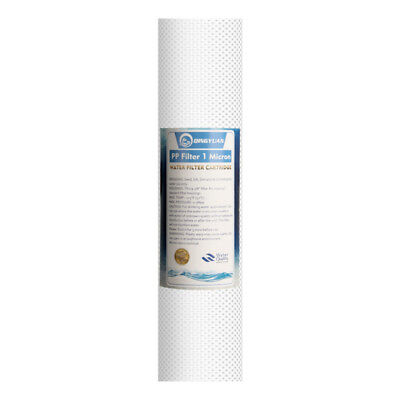 10-inch 1 Micron Sediment PP Cotton Filter System Ideal For Water Purifier -SL81