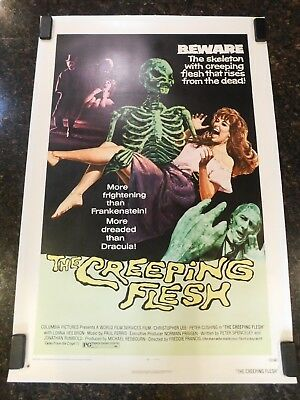 Creeping Flesh 1973 Poster 02 A4 10x8 Photo Print Art