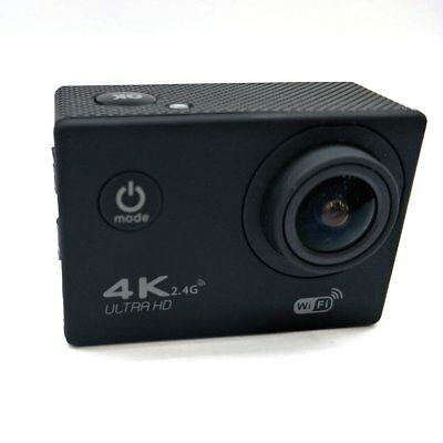 F60R 2.0 Inch 4K 170 Degree Wide Angle WiFi Sport Action Camera Camcorder QJ