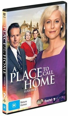 Place To Call Home, A - Season 6 (DVD, 2019) (Region 2,4) New Release