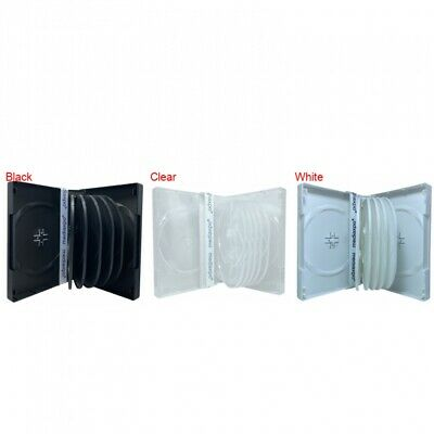 12 Disc DVD Cases 39MM (12 DVD)