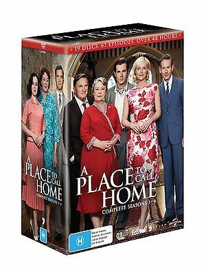 Place To Call Home, A - Season 1-6 (DVD, 2019) (Region 2,4) New Release