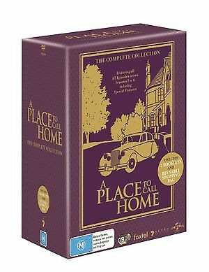 Place To Call Home, A - Season 1-6 (Premium Editi (DVD, 2019) (Region 2,4) New