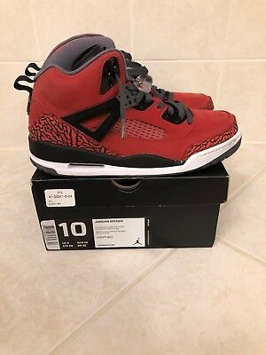 timeless design 9f138 b8d75 Jordan Spizike Toro Gym Red 100% Authentic Size 10