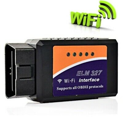 WiFi ELM327 V2.1 Wireless OBD2 Car Diagnostic Scanner Tool For Android And iOS