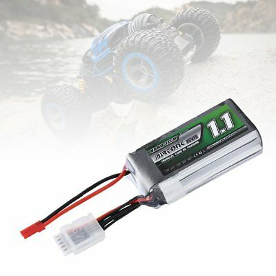Airtonk Power 14.8V 1100mAh 30C 4s 1P Lipo Battery JST Plug for RC Drone Car DU