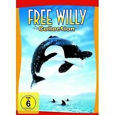 Free Willy 1, 2 & 3 dvd