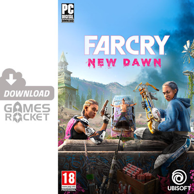 Far Cry New Dawn | offizieller Uplay Key [PC]