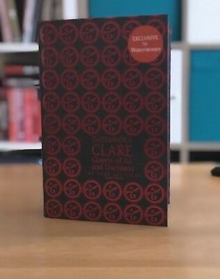 Queen of Air Darkness - Cassandra Clare - Limited Deluxe Exclusive First HB NEW