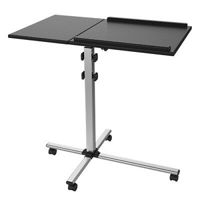 Techly Trolley Adjustable Universal for Projector notebook , Black