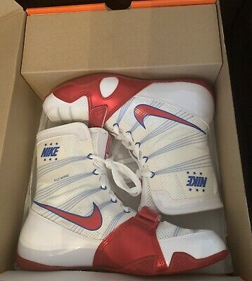 Nike Hyper KO boxing boots size 7 UK BRAND NEW