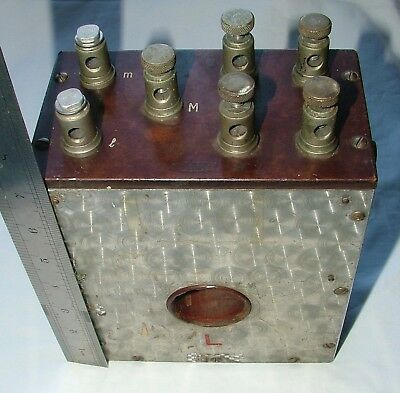 Large toroidal vintage Current Transformer CT 200 Amp? various tappings
