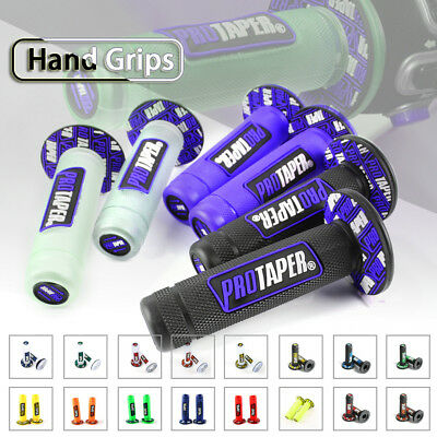 "7/8"" Hand Grips Handle Bar Throttle GEL Pocket Mini ATV Dirt Pit Bike Motocross"