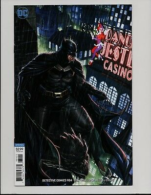 Detective Comics #984 1st Print Mark Brooks Variant Batman Black Lightning DC X³