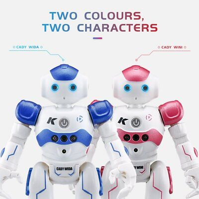 JJRC R2 CADY WIDA Intelligent RC Robot Obstacle Avoidance Gesture Control MI