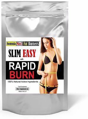 60 Rapid Burn Extreme Weight Loss Capsules Slimming Diet Pills