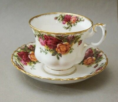 Royal albert old country roses Tea Cup And Saucer - many available