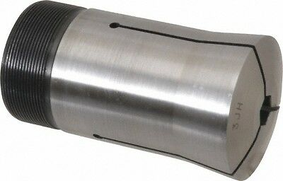 Lyndex 7/16 Inch Hex 3J Collet 3-3/4 Inch Overall Length, 1.988-20 Inch Exter...