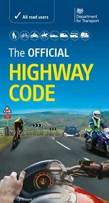 The Official DVSA Highway Code LATEST EDITION 2019 Standards Agency UK Theory TE