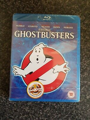 Ghostbusters Bluray Brand New Sealed