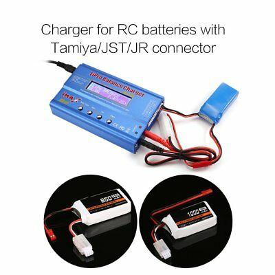 iMAX B6 80W 6A Lipo NiMh Battery Balance Charger with 15V/6A AC/DC Adapter NEG8