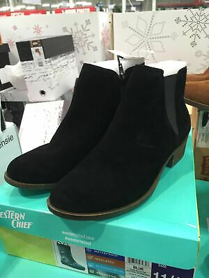 2b3b990d836 kensie Women s Garry Suede Short Fashion Casual Ankle Booties New Without  Box