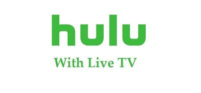 Hulu Premium Live Tv Account [1 Year Warranty]