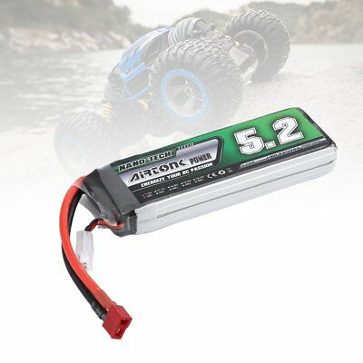 Airtonk Power 11.1V 1000mAh 30C 2s 1P Lipo Battery T Plug for RC Drone Car  YK