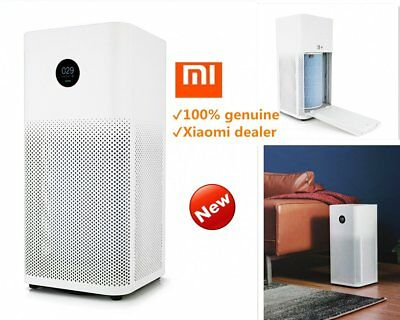 Xiaomi Smart Air Purifier 2S OLED Display APP Control Smoe Dust Smell Cleaner EL