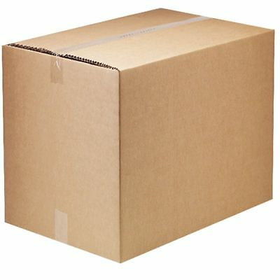 20 X NEW LARGE DOUBLE WALL Cardboard House Moving Boxes -Removal Packing Storage