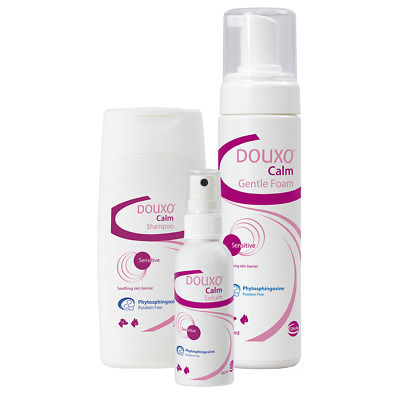 Douxo Calm Sensitive Shampoo, Mousse & Serum - Whole Range - Best Price!!