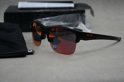 b1afce907c2a3d Oakley Lunettes De Soleil Neuves Thinlink Mate Black Torch Iridium  Polarized Ski