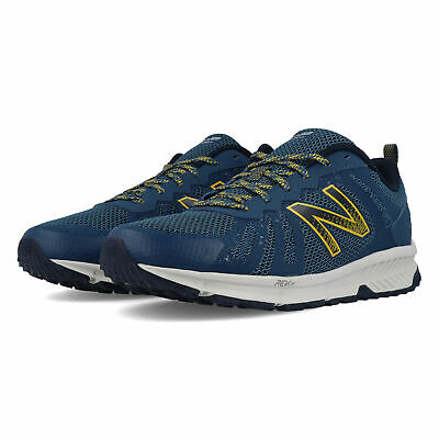 Sports Mens Trainers Running Balance 590v4 Blue Trail New Shoes Sneakers DIHWE29